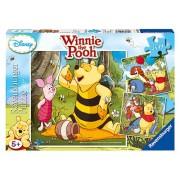 Ravensburger 93199 Winnie the Pooh Puzzle 3x49 pezzi