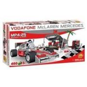Jucarie Lego Cobi F1 Vodafone Mclaren Mercedes Mp4-25 2010 Contine 460 Piese