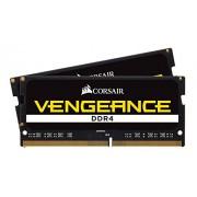 Corsair Vengeance CMSX8GX4M2A2666C18 8GB, 2x4GB, DDR4, Nero