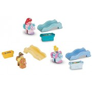Fisher Price Little People Disney Klip Klop Set Of 3 Ariel, Belle & Cinderella