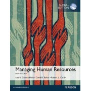 Managing Human Resources, Global Edition by Luis R. Gomez-Mejia