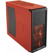 Corsair Graphite 230T - Midi-Tower Orange/Orange-LED mit Window