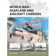 World War I Seaplane and Aircraft Carriers by Mark Lardas