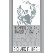Technology and Transformation in the American Electric Utility Industry by Richard F. Hirsh