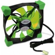 Ventilator Carcasa Inter-Tech CobaNitrox Xtended N-120-G Green LED