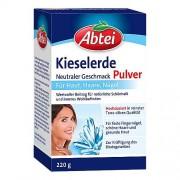 Omega Pharma Deutschland GmbH ABTEI Kieselerde geschmacksneutral Pulver 220 g