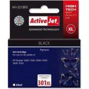 HP 301xl black (CH563EE) 20ml