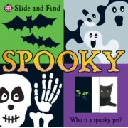 Slide and Find Spooky by Roger Priddy