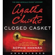Closed Casket CD: The New Hercule Poirot Mystery