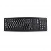 Tastatura Esperanza FLORIDA Standard USB EK129 Black
