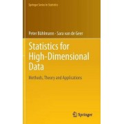Statistics for High-dimensional Data by Peter B