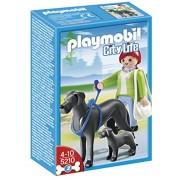 Playmobil 5210 - Alano con Cucciolo