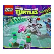 LEGO Teenage Mutant Ninja Turtles: Kraang's Turtle Target Practice Establecer 30270 (Bolsas)