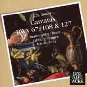 J.S. Bach - Cantatas67,108&127 (0825646976669) (1 CD)