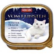 Animonda Vom Feinsten téli álom - 36 x 100 g adult: kacsa & téli alma