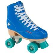 Hudora Hudora Rullskridskor Roller Disco, storlek 37, blå/grön 13193 Blå