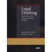 Legal Drafting by Margaret Temple-smith