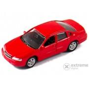 Mașinuță Welly Chevrolet Impala 2001 roșu, 1:60-64