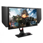 Monitor LED BenQ Zowie e-Sports Gaming XL2735 27 inch 1ms GTG 144Hz Black/Red