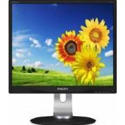 Monitor LED 19 Philips 19P4QYEB SXGA 5ms GTG Negru