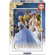 Educa - 16328 - Puzzle Classique - Cendrillon Le Film - 200 Pièces