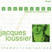 Jacques Loussier Trio - Allegretto From Sym. No.7 (0089408358029) (1 CD)
