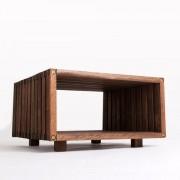 Módulo Dominoes Nogueira 45x22,5 cm