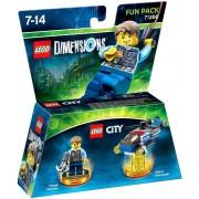 Fun Pack Lego Dimensions W8: LEGO City