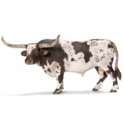 Figurina animal taur texas longhorn