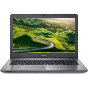 "Laptop Acer Aspire F5-573G (Procesor Intel® Core™ i7-7500U (4M Cache, up to 3.50 GHz), Kaby Lake, 15.6""FHD, 8GB, 256GB SSD, nVidia GeForce GTX 950M@4GB, Wireless AC, Tastatura iluminata, Linux, Argintiu) + Mouse Microsoft Wireless Mobile 1850 (Negru)"