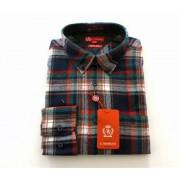 Camisa de hombre en franela