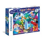Clementoni 24467 - Peter Pan Maxi Puzzle, 24 Pezzi