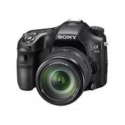 Sony Alpha A77M2M 24.3MP Digital SLR Camera (Black) with 18-135mm Lens (ILCA-77M2M)