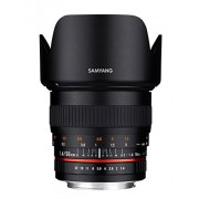 Samyang 50 mm F1.4 Manual Focus Lens for Canon