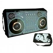 Geanta cu Platane de DJ