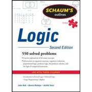Schaum's Outline of Logic by John Nolt