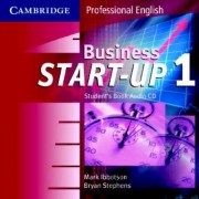 Business Start-Up 1 Audio CD Set (2 CDs) by Bryan Stephens