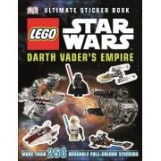 LEGO Star Wars Darth Vader's Empire Ultimate Sticker Book by DK
