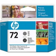 HP 72 (C9380A) Grey and Photo Black Printhead