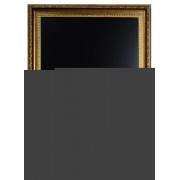 Tabla pentru creta, rama aurita, 65 x 85cm, SECURIT Classic