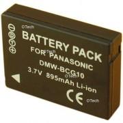 Batterie pour PANASONIC LUMIX DMC-TZ20 - Garantie 1 an