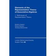 Elements of the Representation Theory of Associative Algebras: v. 1 by Ibrahim Assem