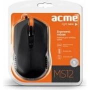 Mouse Acme MS12 2400 DPI USB Negru