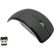 Tuzech Wireless Foldable Mouse 2.4 GHZ ( ARC MOUSE)
