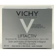 Vichy Liftactiv Crema completa antirid si fermitate pentru ten uscat si foarte uscat (50 ml)