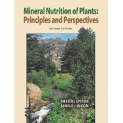 Mineral Nutrition of Plants by Emanuel Epstein