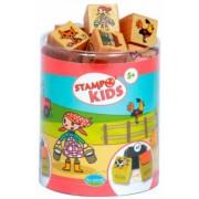 Stempel Stampo Kids Bauernhof