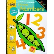 Sadx:I Know Numbers-Preschool by Golden Books