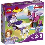 LEGO DUPLO: Sofia het Prinsesje magische koets (10822)