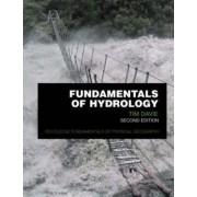 Fundamentals of Hydrology by Tim Davie